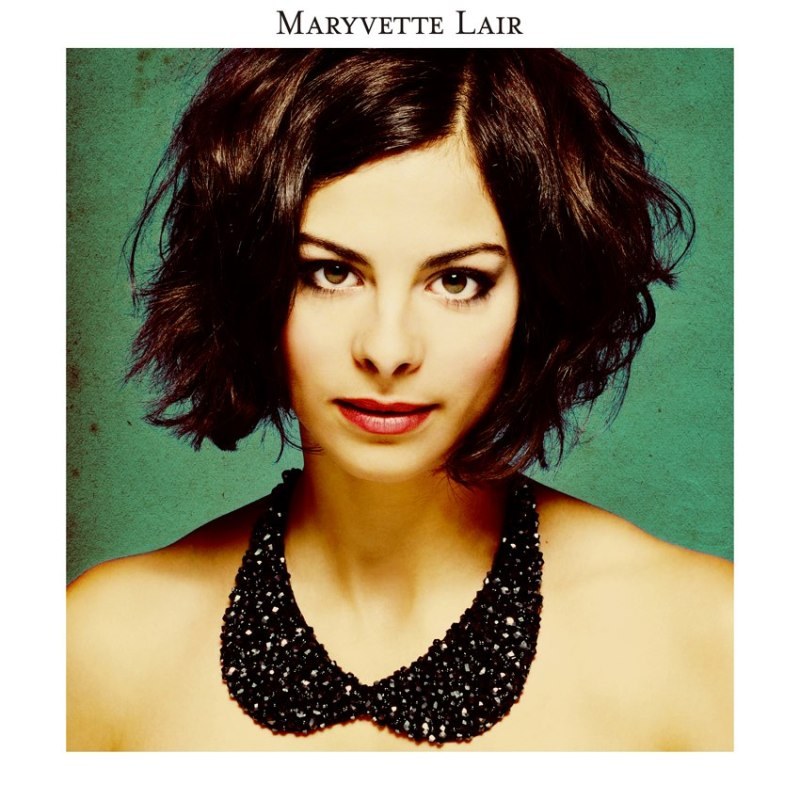 maryvette lair embrasse moi superman ep cover