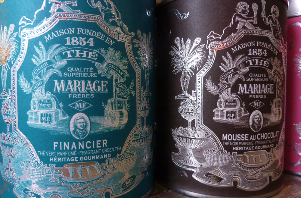 mariage freres heritage gourmand 02 - Boite A The Mariage Freres