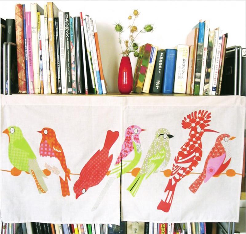 rideau-japonais-noren-oiseaux-madame-mo