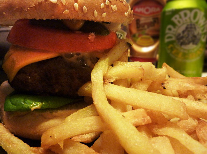 burger-one